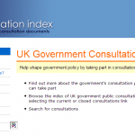 consultations.gov.uk